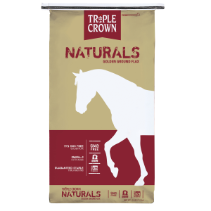 Naturals Golden Ground Flax Horse Supplement