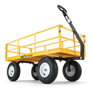 1200 lb Heavy Duty Steel Utility Cart