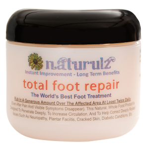Total Foot Repair