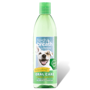 Fresh Breath Oral Care Water Additive for Dogs
