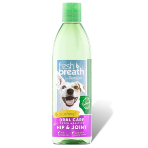 Fresh Breath Oral Care Additive Plus Hip and Joint for Dogs