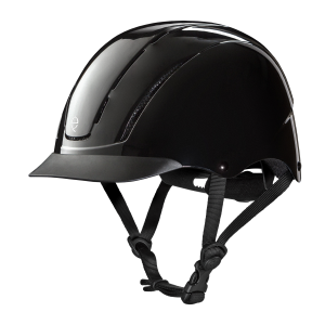 Spirit Black Helmet