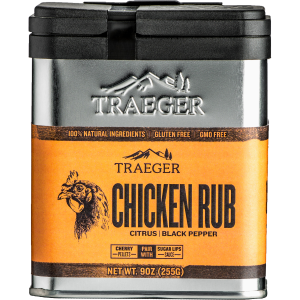 Chicken Rub - Citrus & Black Pepper