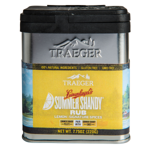 Leinenkugel's Summer Shandy Inspired Rub
