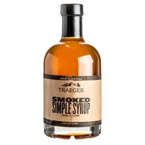 Smoked Simple Syrup