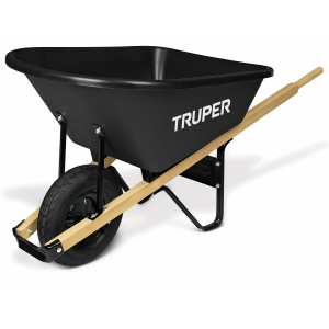 6 cu.ft. Poly Wheelbarrow
