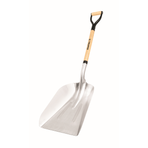 "12"" Aluminum Scoop Shovel"