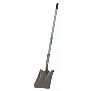Long Handle Square Point Shovel