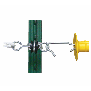 T-Post Gate Anchor Insulator