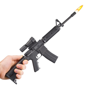 AR-15 Rifle BBQ Lighter