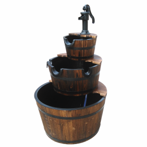 Barrel Waterfall