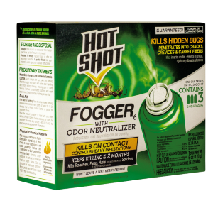 Fogger6 with Odor Neutralizer