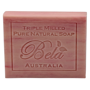 Pomegranate French Milled Soap Bar
