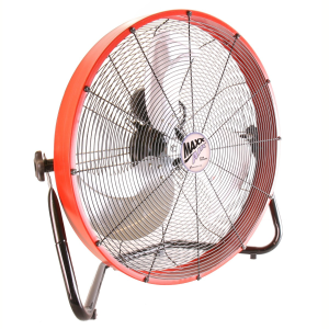 "20"" High Velocity Shroud Floor Fan"
