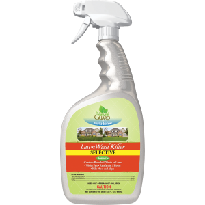 Selective Lawn Weed Killer