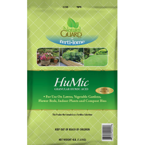 HuMic Granular Humic Acid Soil Amendment