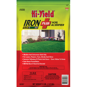 Iron Plus Soil Acidifier 11-0-0