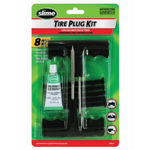 Tire Plug Kit (8 pc)