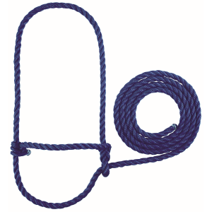 Calf Poly Rope Halter