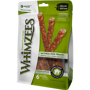 Veggie Sausage Dental Dog Treats