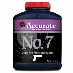 No. 7 Double Base Smokeless Handgun Powder