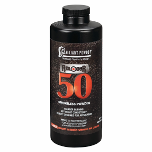 RELODER 50 Smokeless Powder for 50 Caliber Rifles