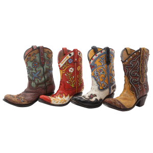 Mini Cowboy Boot - Assorted