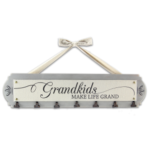 Grandkids Photo Clip Frame