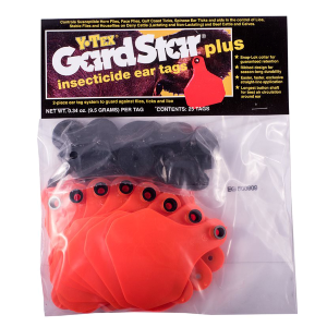 GardStar Plus Insecticide Ear Tags