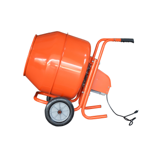 8.0 Cubic Feet Wheel Barrow Portable Cement Mixer