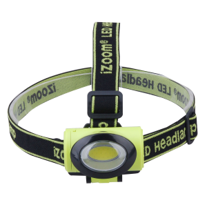 200 Lumen Wide-Angle LED Headlamp