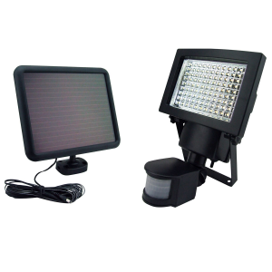 108 SMD LED Solar Motion Light