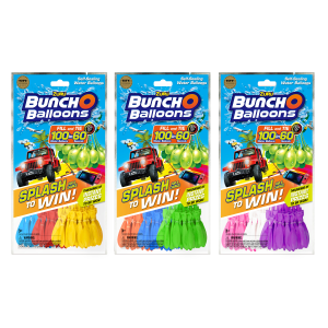Bunch O Balloons Self-Sealing Water Balloons - Assorted