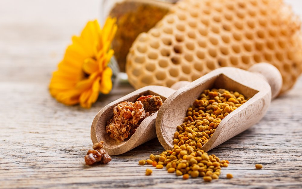 4 common hive byproducts