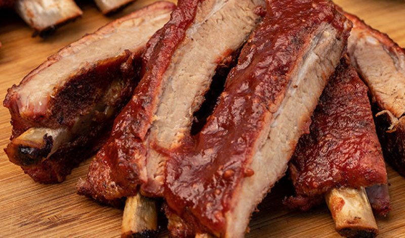 Kansas City Spare Ribs