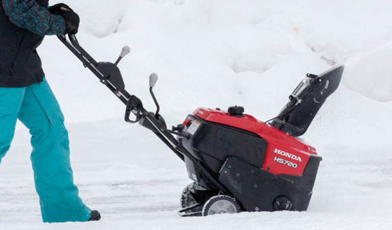 Push Snow Blowers