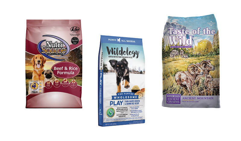 Select Dog Food