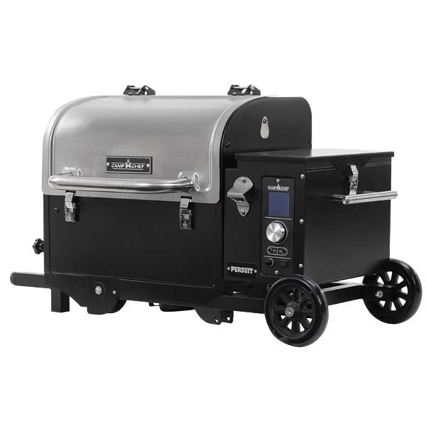 Pursuit 20 Portable Pellet Grill