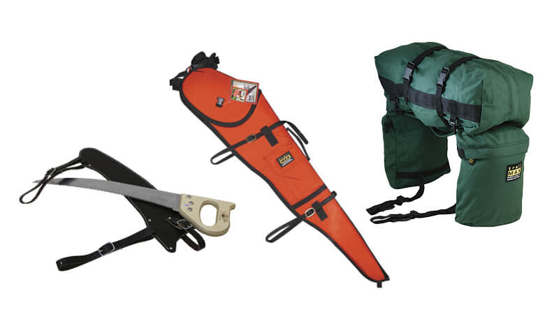 Trail and Packing Gear Sale
