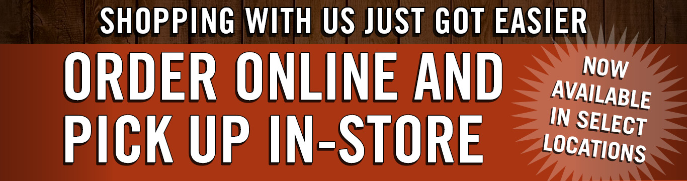 Order online pick up in-store