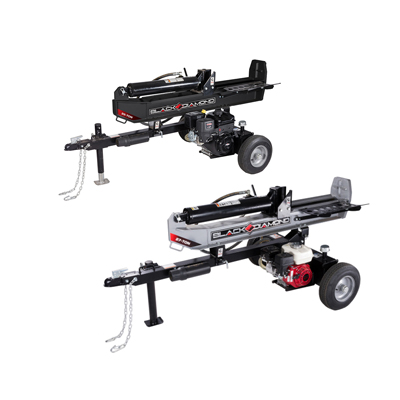 BLACK DIAMOND LOG SPLITTERS