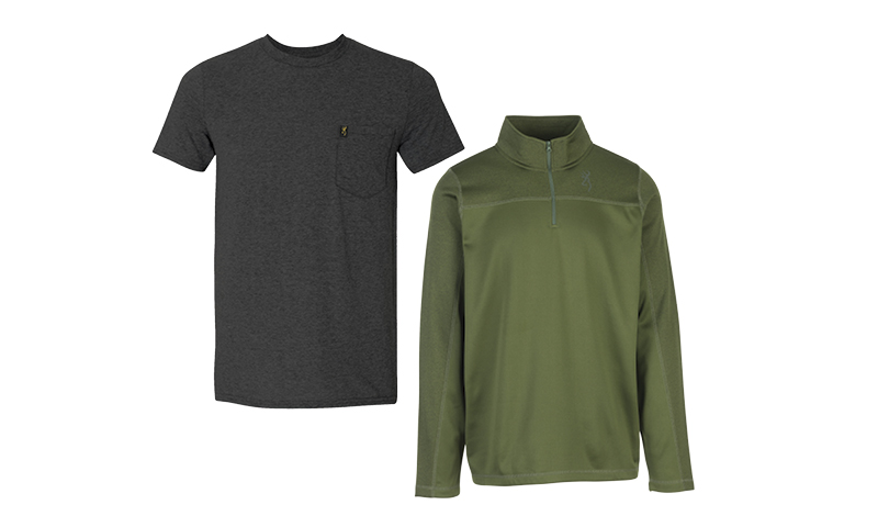 Save 20% Men's Browning Apparel
