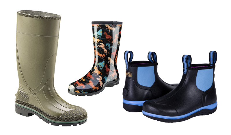Save 20% Rubber Boots for the Whole Family